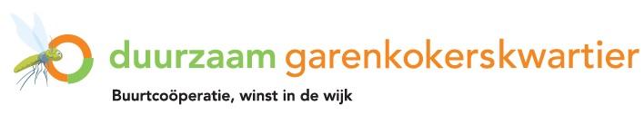 Logo buurtcooperatie Garenkokerskwartier