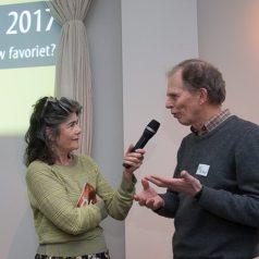 Interview van Leo door Dieuwertje Blok