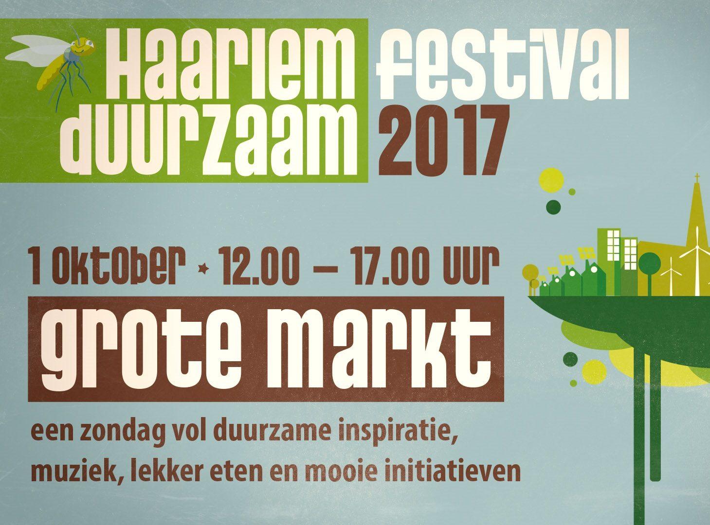 Haarlem Duurzaam Festival 2017